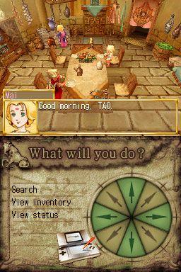 Tao's Adventure: Curse of the Demon Seal (DS)  Archiv - Screenshots - Bild 3