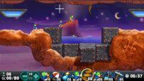 Lemmings (PSP)  Archiv - Screenshots - Bild 2