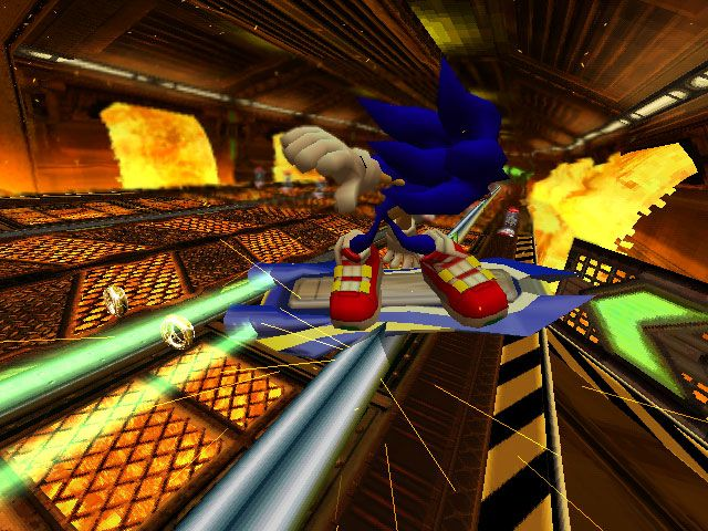 Sonic Riders  Archiv - Screenshots - Bild 10