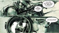 Metal Gear Solid: Digital Graphic Novel (PSP)  Archiv - Screenshots - Bild 16