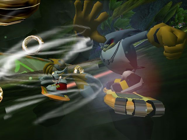 Sonic Riders  Archiv - Screenshots - Bild 4