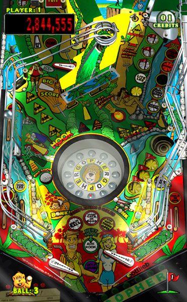 Gottlieb Pinball Classics (PSP)  Archiv - Screenshots - Bild 24
