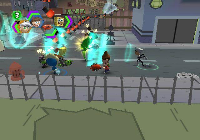 SpongeBob Schwammkopf und seine Freunde durch dick und dünn  Archiv - Screenshots - Bild 11