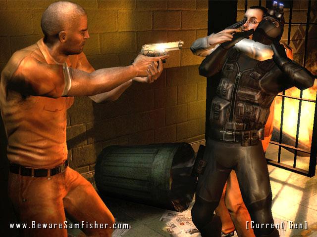 A sosit primul patch al jocului Splinter Cell Double Agent.