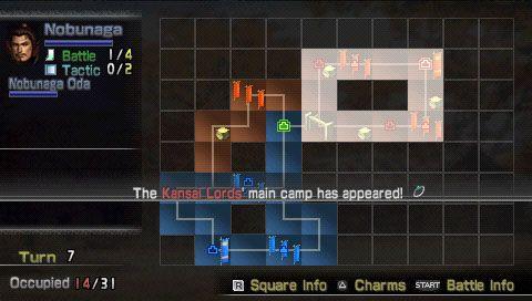 Samurai Warriors: State of War (PSP)  Archiv - Screenshots - Bild 17