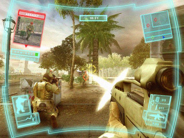 Ghost Recon: Advanced Warfighter  Archiv - Screenshots - Bild 6