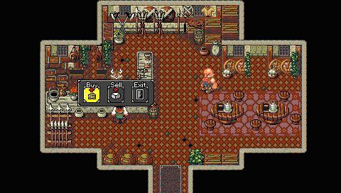 Astonishia Story (PSP)  Archiv - Screenshots - Bild 7