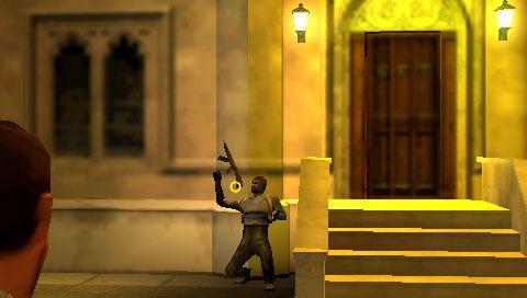James Bond 007: Liebesgrüße aus Moskau (PSP)  Archiv - Screenshots - Bild 9