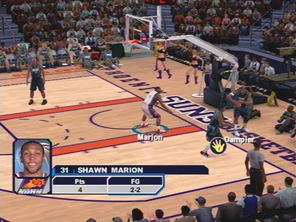 NBA 2K6  Archiv - Screenshots - Bild 7