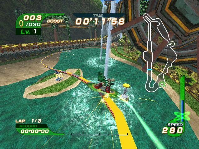 Sonic Riders  Archiv - Screenshots - Bild 5