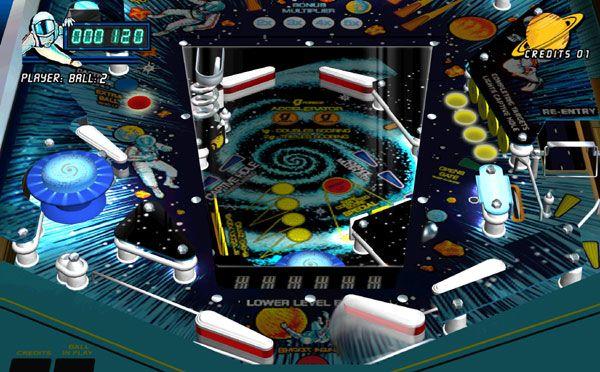 Gottlieb Pinball Classics (PSP)  Archiv - Screenshots - Bild 4