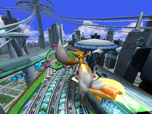 Sonic Riders  Archiv - Screenshots - Bild 13