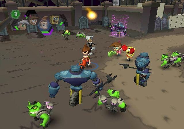 SpongeBob Schwammkopf und seine Freunde durch dick und dünn  Archiv - Screenshots - Bild 10