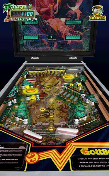 Gottlieb Pinball Classics (PSP)  Archiv - Screenshots - Bild 18