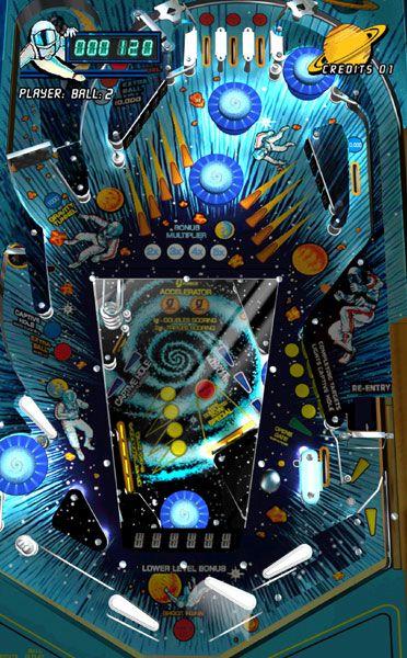 Gottlieb Pinball Classics (PSP)  Archiv - Screenshots - Bild 15