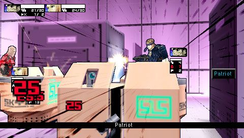 Metal Gear Acid 2 (PSP)  Archiv - Screenshots - Bild 8