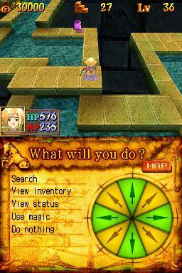 Tao's Adventure: Curse of the Demon Seal (DS)  Archiv - Screenshots - Bild 5