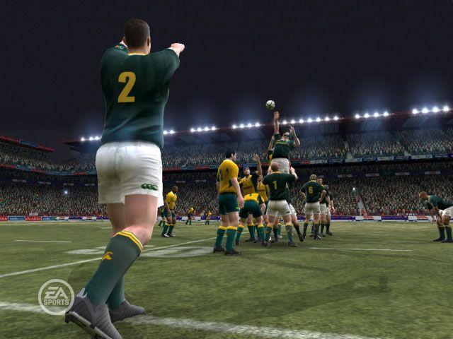 Rugby 06  Archiv - Screenshots - Bild 11