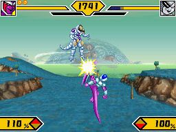 Dragon Ball Z: Supersonic Warriors 2 (DS)  Archiv - Screenshots - Bild 7