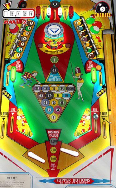 Gottlieb Pinball Classics (PSP)  Archiv - Screenshots - Bild 16