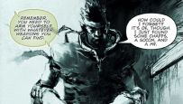 Metal Gear Solid: Digital Graphic Novel (PSP)  Archiv - Screenshots - Bild 13