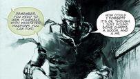 Metal Gear Solid: Digital Graphic Novel (PSP)  Archiv - Screenshots - Bild 13