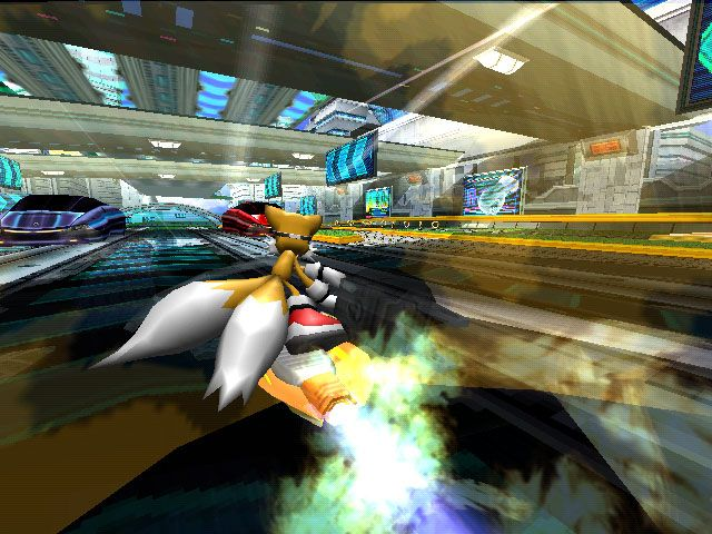 Sonic Riders  Archiv - Screenshots - Bild 16