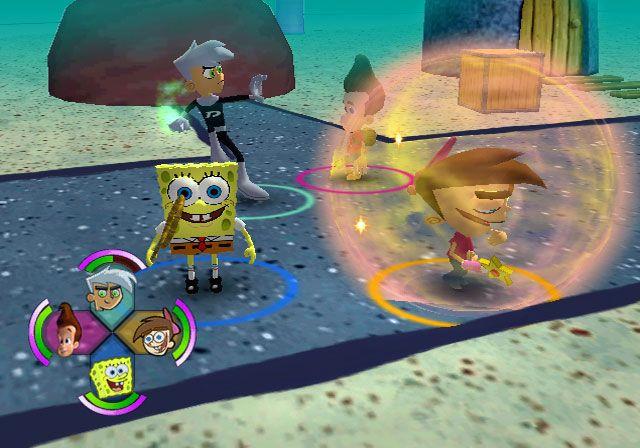 SpongeBob Schwammkopf und seine Freunde durch dick und dünn  Archiv - Screenshots - Bild 8