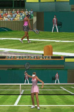 Top Spin 2 (DS)  Archiv - Screenshots - Bild 21