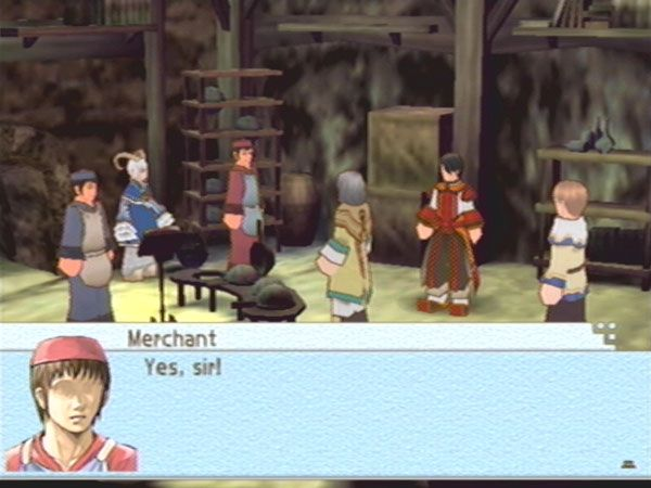 Suikoden Tactics  Archiv - Screenshots - Bild 8