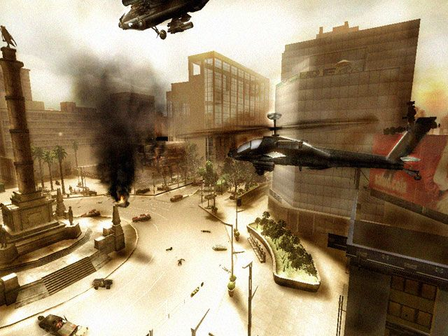 Ghost Recon: Advanced Warfighter  Archiv - Screenshots - Bild 7