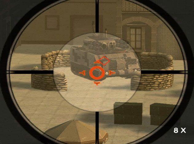Ghost Recon: Advanced Warfighter  Archiv - Screenshots - Bild 9