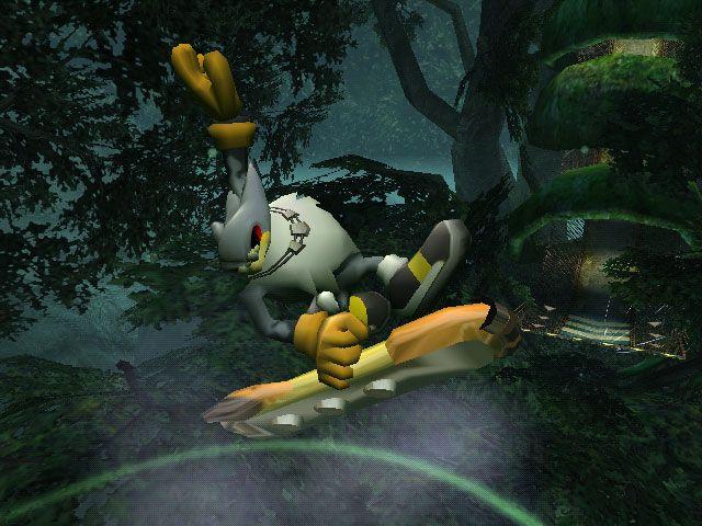 Sonic Riders  Archiv - Screenshots - Bild 15