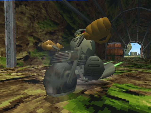 Sonic Riders  Archiv - Screenshots - Bild 11