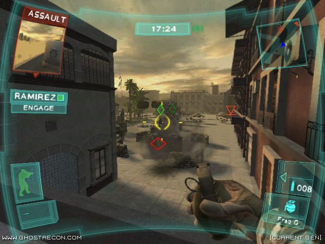 Ghost Recon: Advanced Warfighter  Archiv - Screenshots - Bild 13