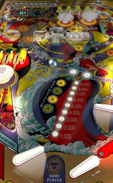 Gottlieb Pinball Classics (PSP)  Archiv - Screenshots - Bild 19