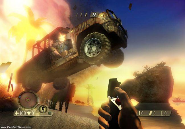 Far Cry Instincts Evolution  Archiv - Screenshots - Bild 8