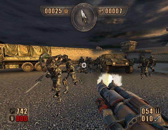 Painkiller: Hell Wars  Archiv - Screenshots - Bild 9