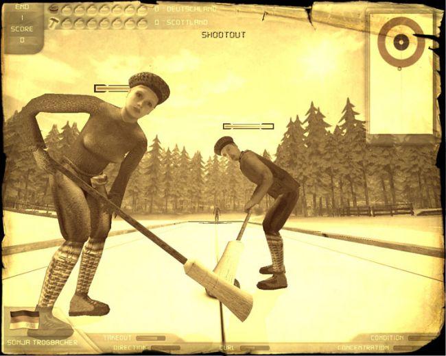 Curling 2006  Archiv - Screenshots - Bild 7