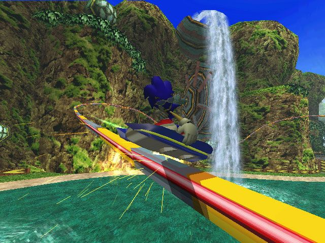 Sonic Riders  Archiv - Screenshots - Bild 8