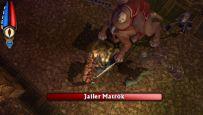 Untold Legends: The Warrior's Code (PSP)  Archiv - Screenshots - Bild 17