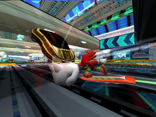 Sonic Riders  Archiv - Screenshots - Bild 14