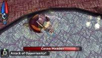 Untold Legends: The Warrior's Code (PSP)  Archiv - Screenshots - Bild 15
