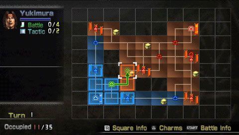 Samurai Warriors: State of War (PSP)  Archiv - Screenshots - Bild 10