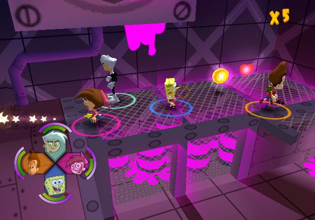 SpongeBob Schwammkopf und seine Freunde durch dick und dünn  Archiv - Screenshots - Bild 3