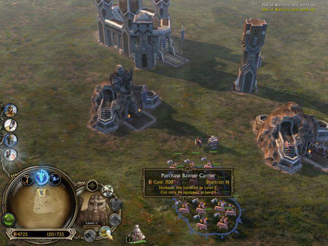 Herr der Ringe: Die Schlacht um Mittelerde 2  Archiv - Screenshots - Bild 19