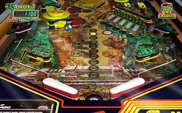 Gottlieb Pinball Classics (PSP)  Archiv - Screenshots - Bild 7