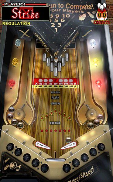 Gottlieb Pinball Classics (PSP)  Archiv - Screenshots - Bild 22