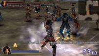 Samurai Warriors: State of War (PSP)  Archiv - Screenshots - Bild 11