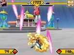 Dragon Ball Z: Supersonic Warriors 2 (DS)  Archiv - Screenshots - Bild 4